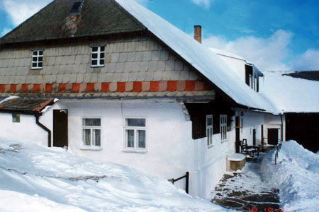 Ubytování - Šumava - Penzion v Michalově
