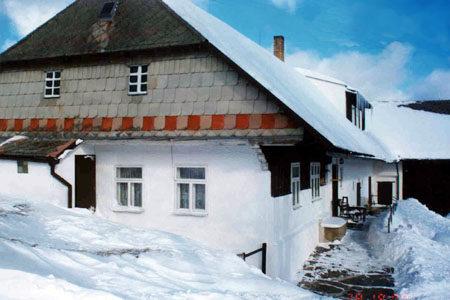 Silvestr na horách - Šumava - Penzion v Michalově