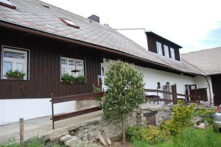 Ubytování na Šumavě - Penzion v Michalově na Šumavě - pohled zvenku